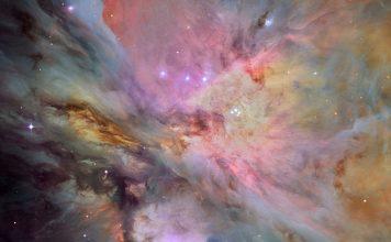 Самая прекрасная туманность нашей Галактики