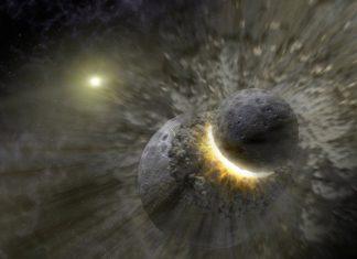 уничтожение Луны